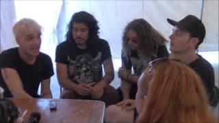 Badflower Interview Rock On The Range 2017