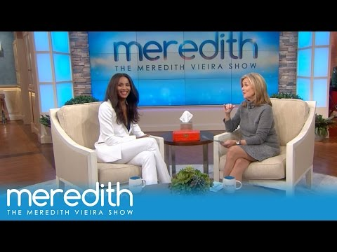 Ciara Opens Up About Her Son, Her Relationship & #ShareAMeal | The Meredith Vieira Show