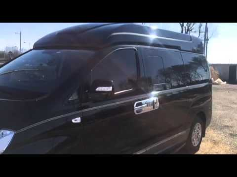 Grand Starex Limousine 2015