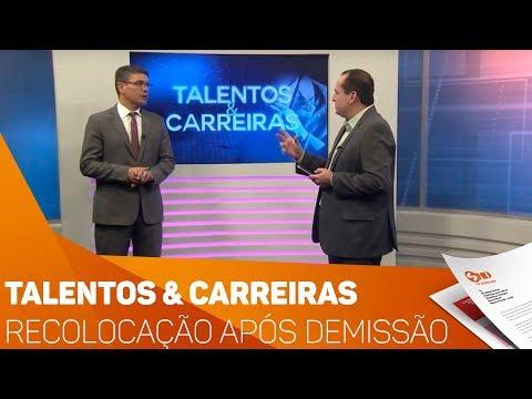 Talentos & Carreiras: Recolocação após demissão - TV SOROCABA/SBT