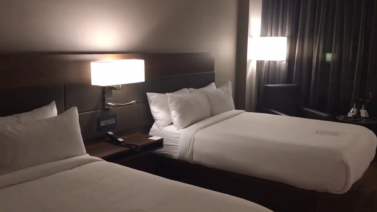 Ac Hotel By Marriott Minneapolis Downtown Double Bed Room Tour 8 29