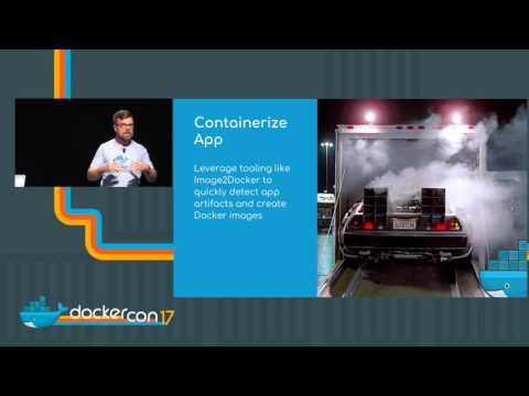 Back to the Future: Containerize Legacy Applications