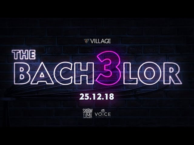 THE BACHELOR 3 - TEASER (please turn off your cell phone)