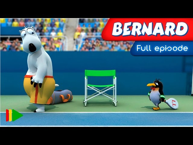 Bernard Bear - 139 - Tennis 2