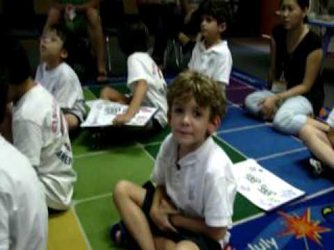 SAS Mandarin Kindergarten afterschool class