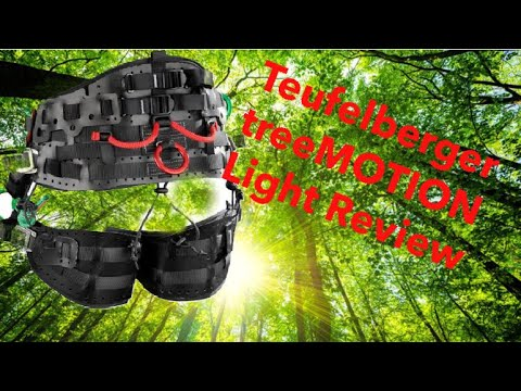 Klettergurt Treemotion : Teufelberger treemotion light review after years of use youtube