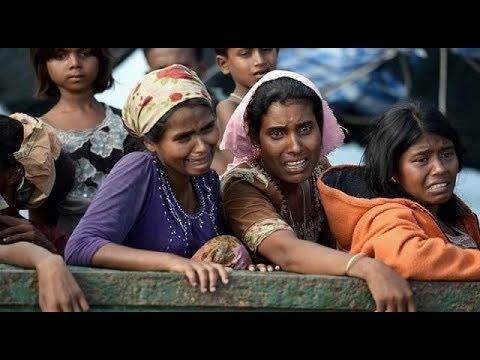 منظمة حقوق الإنسان: ميانمار تجرف قرى الروهينغا  - 20:22-2018 / 2 / 23