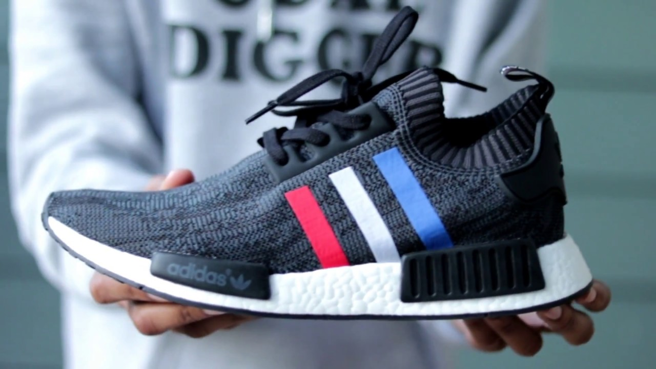 e2fdfc605 The most comfortable shoe in my collection   ADIDAS NMD TRI COLOR ...