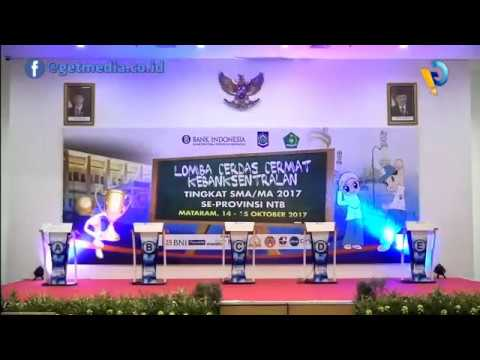 FINAL LOMBA CERDAS CERMAT BANK INDONESIA 2017