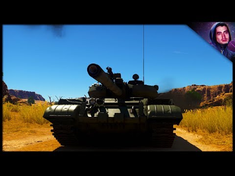 Should You Buy the T55am? || T55am & Mi-24d (War Thunder 1.81 Gameplay)