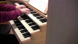 Adeste Fideles - O Come All Ye Faithful - Organ