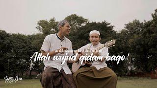 Pujian WUJUD QIDAM BAQO (SIFAT WAJIB ALLAH) versi Akustik - Spesial Harlah NU 95