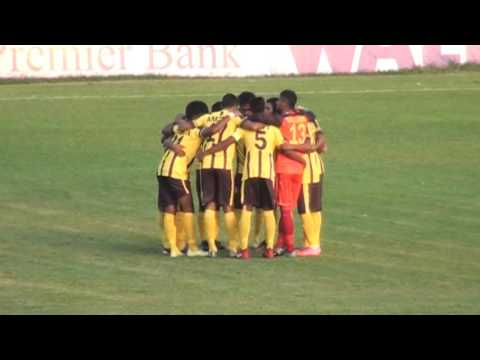 Saif Sporting Club - T&T 3:1, part 1