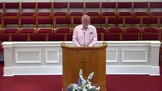 Canton Baptist Church Sunday Service 6-20-21