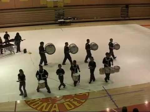 Casa Grande Middle School Drumline 2005