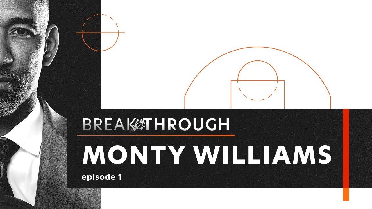 "Download ""Breakthrough"" Episode 1: Monty Williams"
