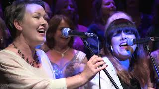 THE BEVVY SISTERS & SOUNDHOUSE CHOIR Queens Hall 11 07 19