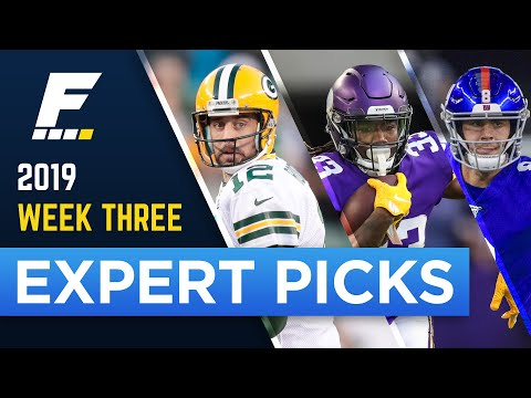 Week 3 Consensus NFL Game Picks (Against The Spread)