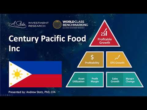 Century Pacific Food Inc (CNPF PM) – Fan request