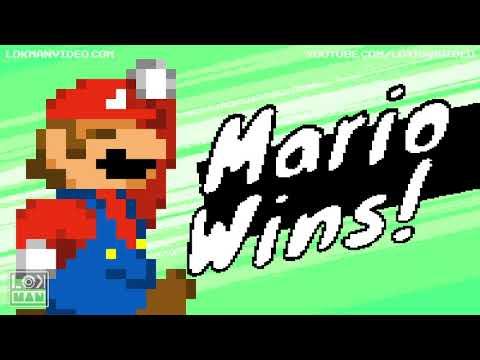 LOKMAN: Mario vs Sonic 💥 Smash BATTLE  