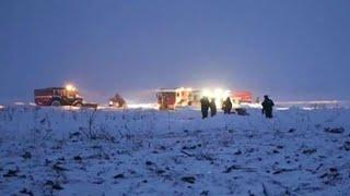 Russian plane crash kills all 71 aboard