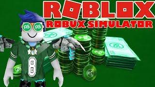 1000 ROBUX!? Robux Simulator