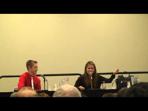 Q & A session with Linda Hamilton_Part 2 [Fan Expo 2013]