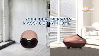 Gintell G-Beetle EZ Foot Massager - Your No.1 Personal Massager at Home