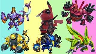 Wrong colors for kids | Learn colors Robot Toys - 아이들을 위한 애니메이션 | 들을위한만화 영화