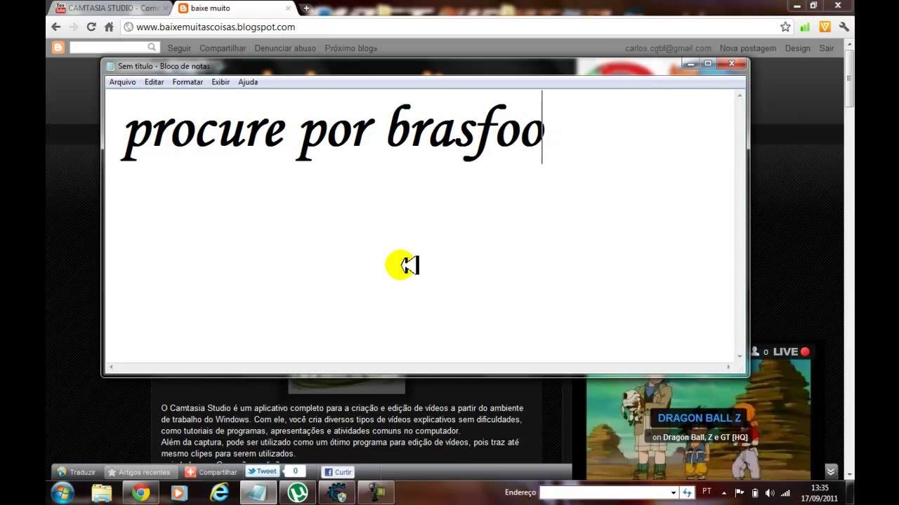 o registro do brasfoot 2011 gratis