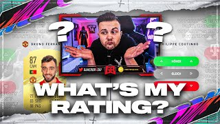 FIFA 21 Ratings Quiz... 😂 (komplett blamiert) | Whats My Value FIFA 21