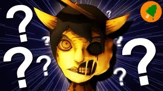 Alice Angel EXPLAINED! (Bendy and the Ink Machine Chapter 3)