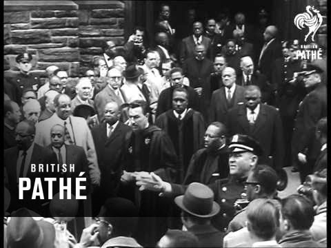 Funeral Of W C Handy - Father Of The Blues (1958)