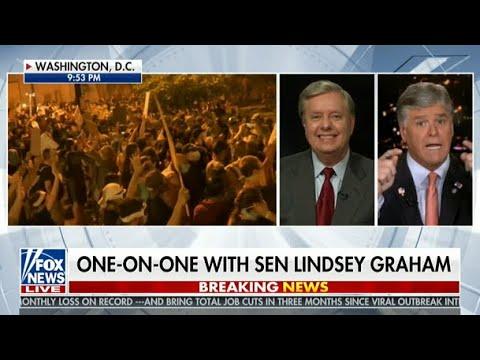 Graham Talks Senate Judiciary Committee Hearing on Crossfire Hurricane