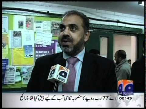 Overseas Pakistanis oppose ECP ban on dual nationals by Murtaza Ali Shah