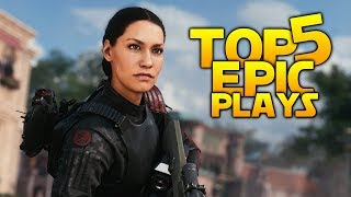 UNDERRATED HERO WEAPON: Battlefront 2 Top 5 EPIC Plays