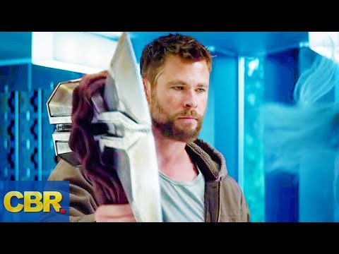 Thor's Stormbreaker May Be Key In Avengers Endgame