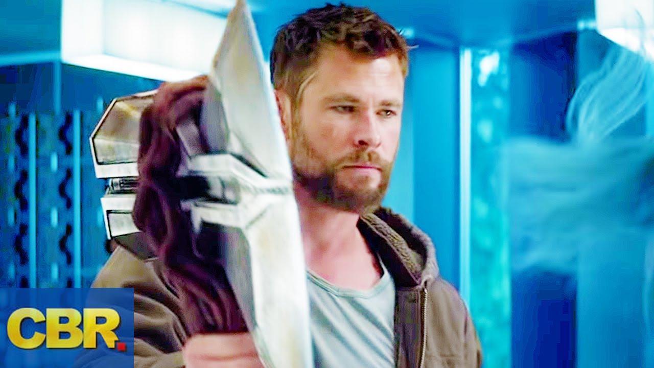 Thor S Stormbreaker May Be Key In Avengers Endgame