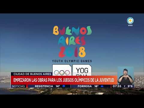 """<h3 class=""""list-group-item-title"""">La TV Pública recorrió la Villa Olímpica</h3>"""