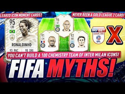 Secret Icon Moment Found In FIFA 20?