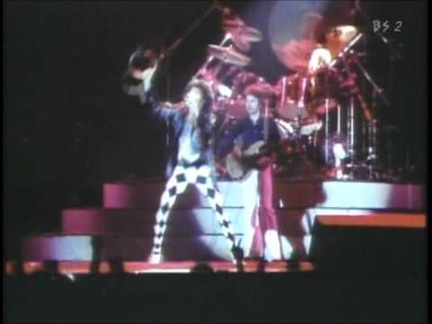 Queen - Live Olympiahalle 1978 [EXISTING FOOTAGE] (Munich, Germany HQ RARE)