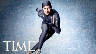American Speedskater Brittany Bowe Remembers Her First Olympics | Meet Team USA | TIME