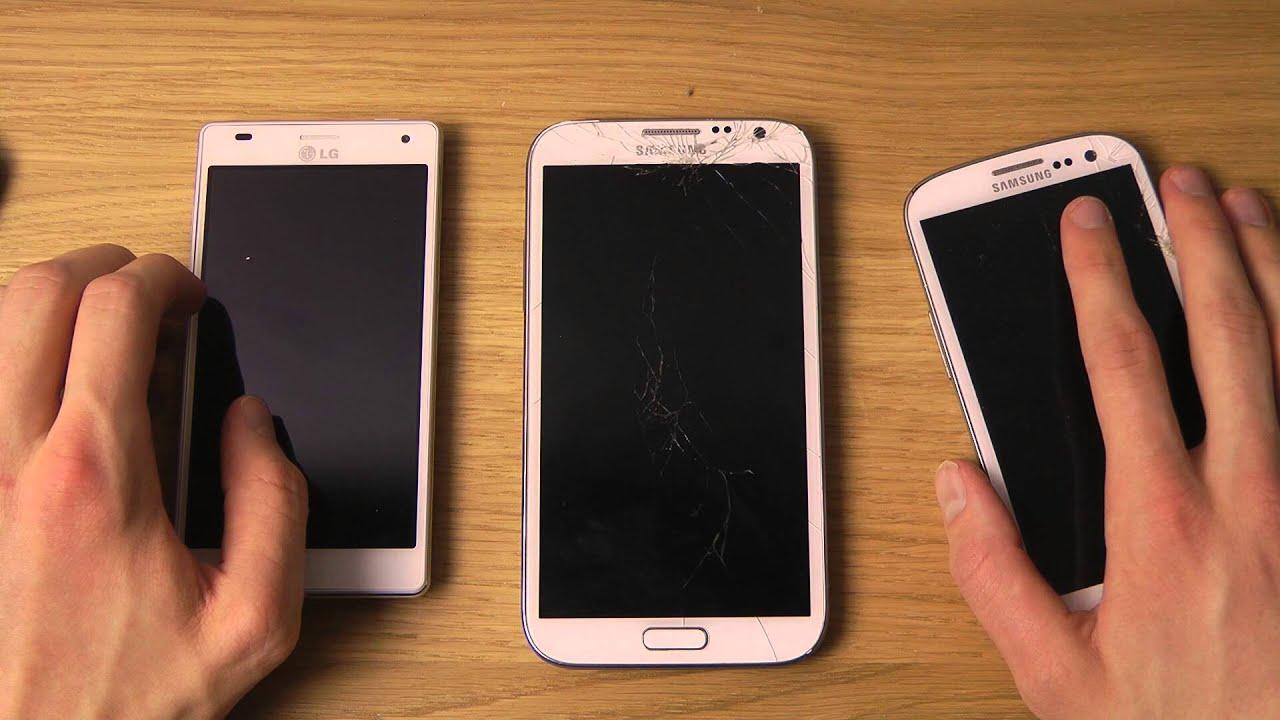 YT Update: Samsung Galaxy S4, HTC One, LG Optimus 4X