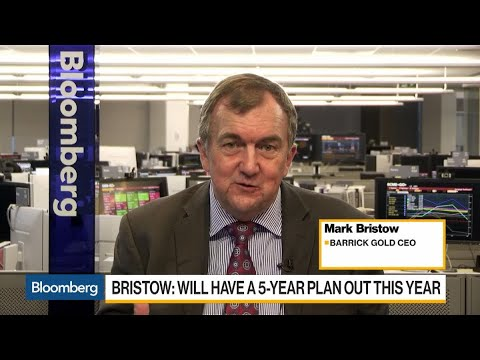 Barrick CEO Expects Costs to Rise This Year From Pre-Merger Levels