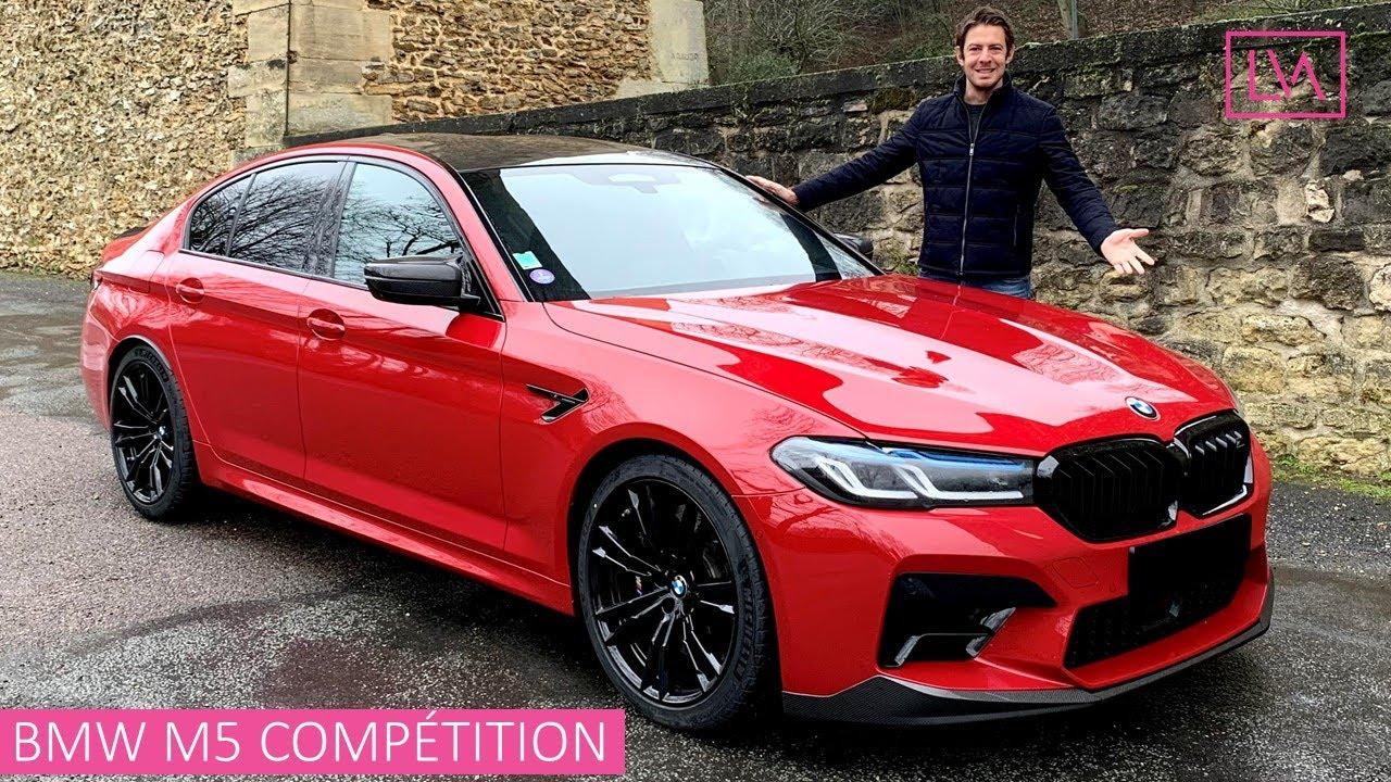 Download Essai NOUVELLE BMW M5 Compétition - 305 km/h en berline familiale !