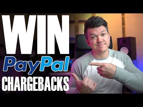 Paypal Chargebacks | How To Win Every Dispute - YouTube