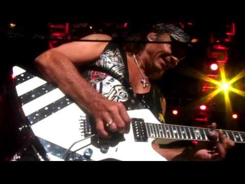 Scorpions - Rock You Like A Hurricane, Mexico City, Arena Ciudad De México, Septiembre 2012