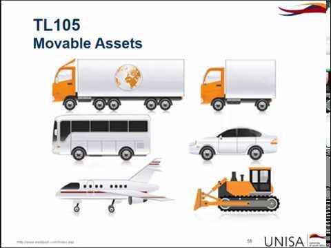 TL105 2020 Part 5.2 Capital Allowances - Movable Assets