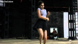 hip hop freestyle workshop at iit bombay by chrisann