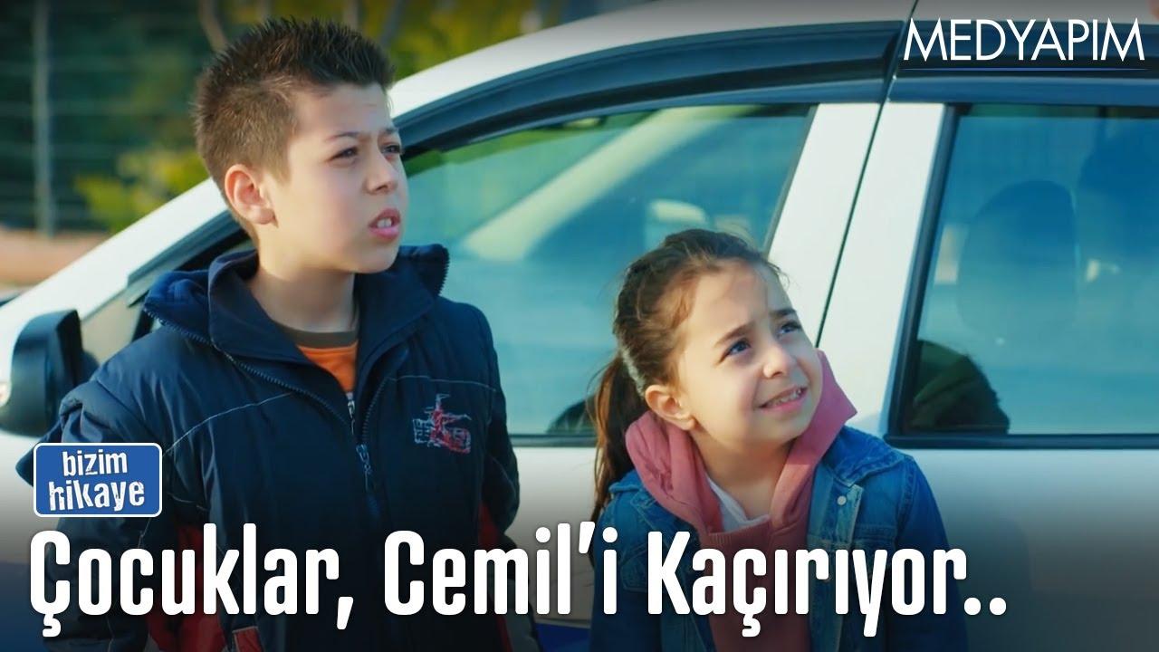 Download Çocuklar, Cemil'i kaçırıyor.. - Bizim Hikaye